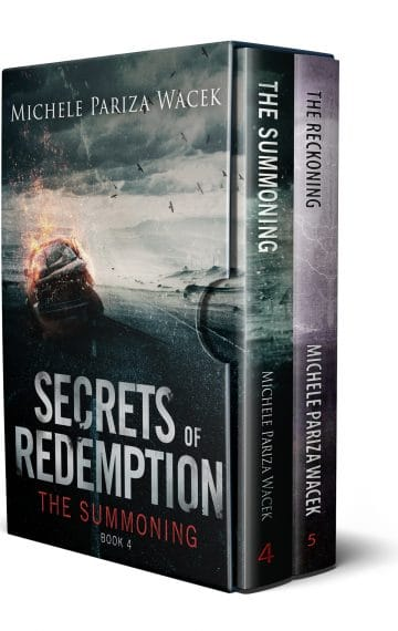 Secrets of Redemption Box Set: Books 4-5